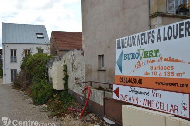 Article sur Burovert® Avallon dans l'Yonne Républicaine du 26 septembre