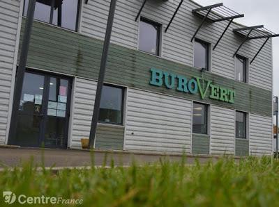 Focus sur le concept de la société Burovert, déjà installé à Toucy et prêt à investir à Saint-Sauveur