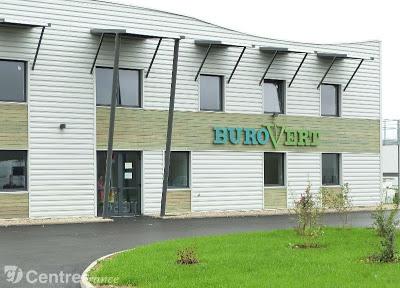 Un article sur Burovert® Avallon dans l'Yonne Républicaine