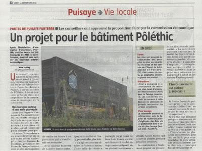 Le prochain bâtiment Burovert® sera à Saint-Sauveur-en-Puisaye