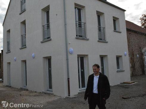 Article concernant Burovert® Avallon dans l'Yonne Républicaine du 22/11/2014